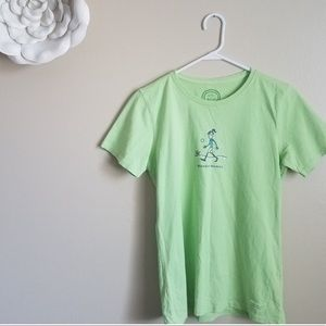 Life is Good: Wander woman Tee